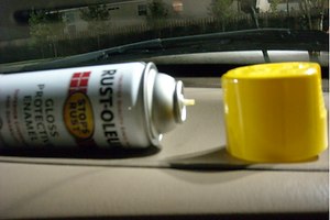 Rustoleum's New Cap and the Demise of American Spray Paint