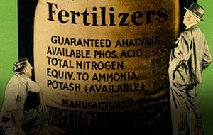 Fertilizer, Photomontage and Visual Rhetoric