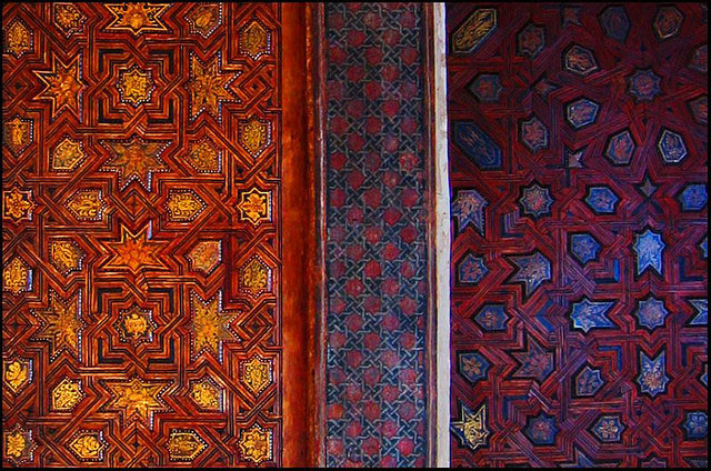 Detalle de la Alhambra by Guillén Pérez: http://www.flickr.com/photos/mossaiq/1322966067/