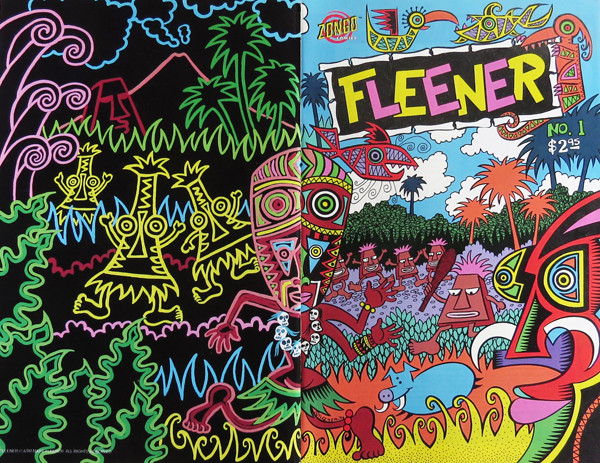 Fleener by Mary Fleener, 1996