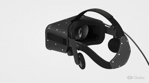 The Oculus Rift Crescent Bay prototype was shown at both [link to https://www.oculus.com/en-us/blog/oculus-ces-2015/] CES and GDC 2015, and has impressed its users. Developers see virtual reality gaming as the next wave of digital entertainment. images courtesy of Oculus