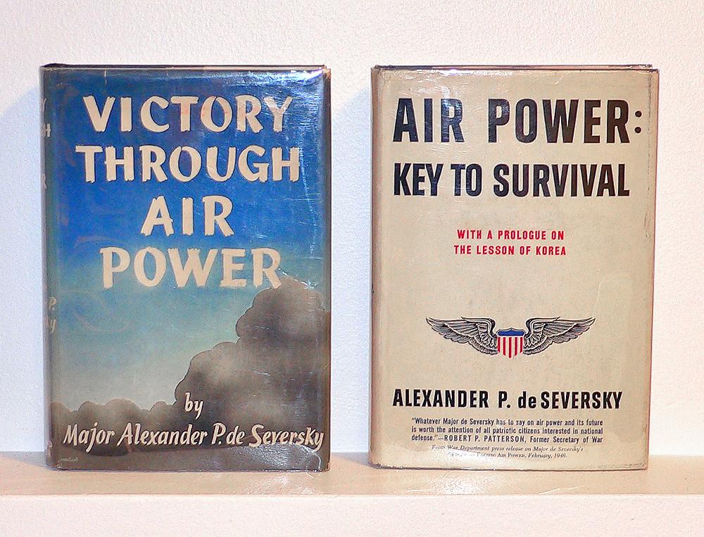 de Seversky books