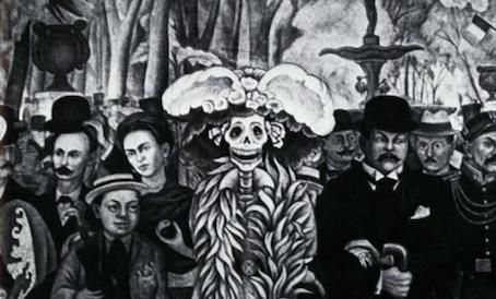Joking with Death: Sugar Skull Design & More