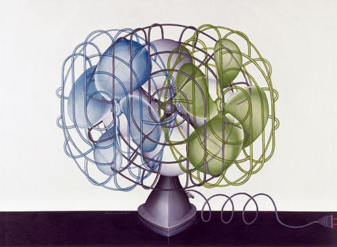 Rosemary Lewandowski-Lois - Zaphyr Oscillating Fan
