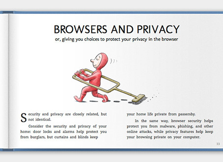 Today's Obsession: 20 Things I Learned About Browsers and The Web