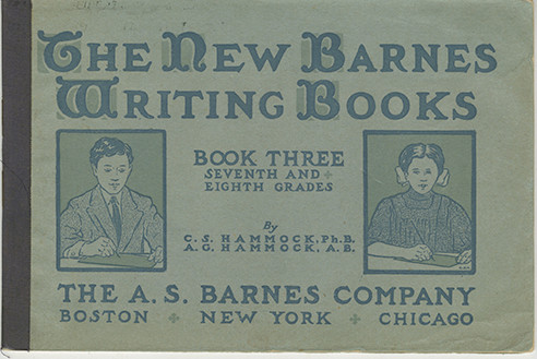 the new barnes writing books