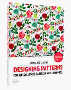 Designing Patterns by Lotta Kühlhorn, copyright Gestalten Verlag