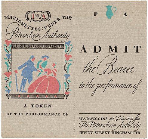 10. Dwiggins Ticket LfA