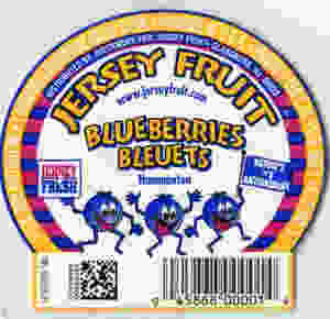 Jersey Fruit