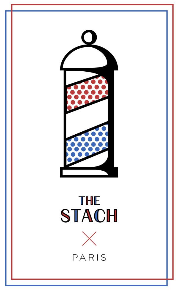 The Stach identity project by Mathieu Henrijean via Behance: http://www.behance.net/gallery/12806125/The-Stach-Identity