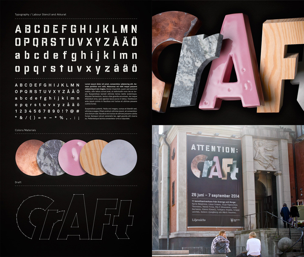 Beige: Craft, a fall 2014 exhibit about experimental craft in Stockholm. Via Under Consideration: http://bit.ly/1Ca6Y6Z