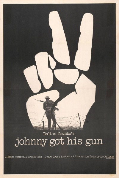 Johnny Got His Gun movie poster, 1971