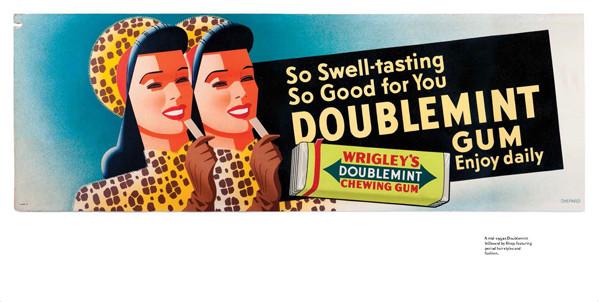 doublemint gum wrigleys