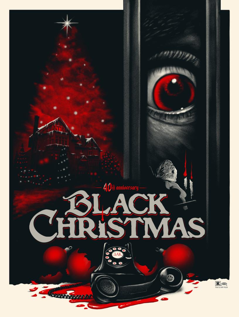 'Black Christmas' by Gary Pullin