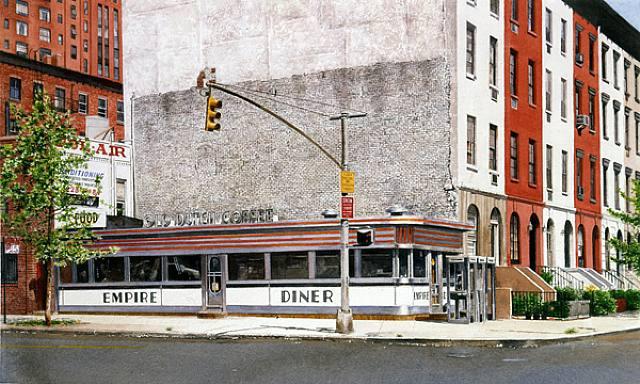 John Baeder, Empire Diner