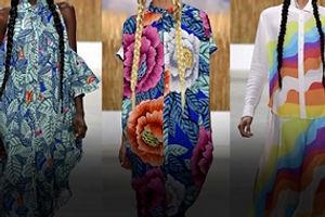 Color & Pattern Run (Gloriously) Amok at NYC Fashion Week 2015