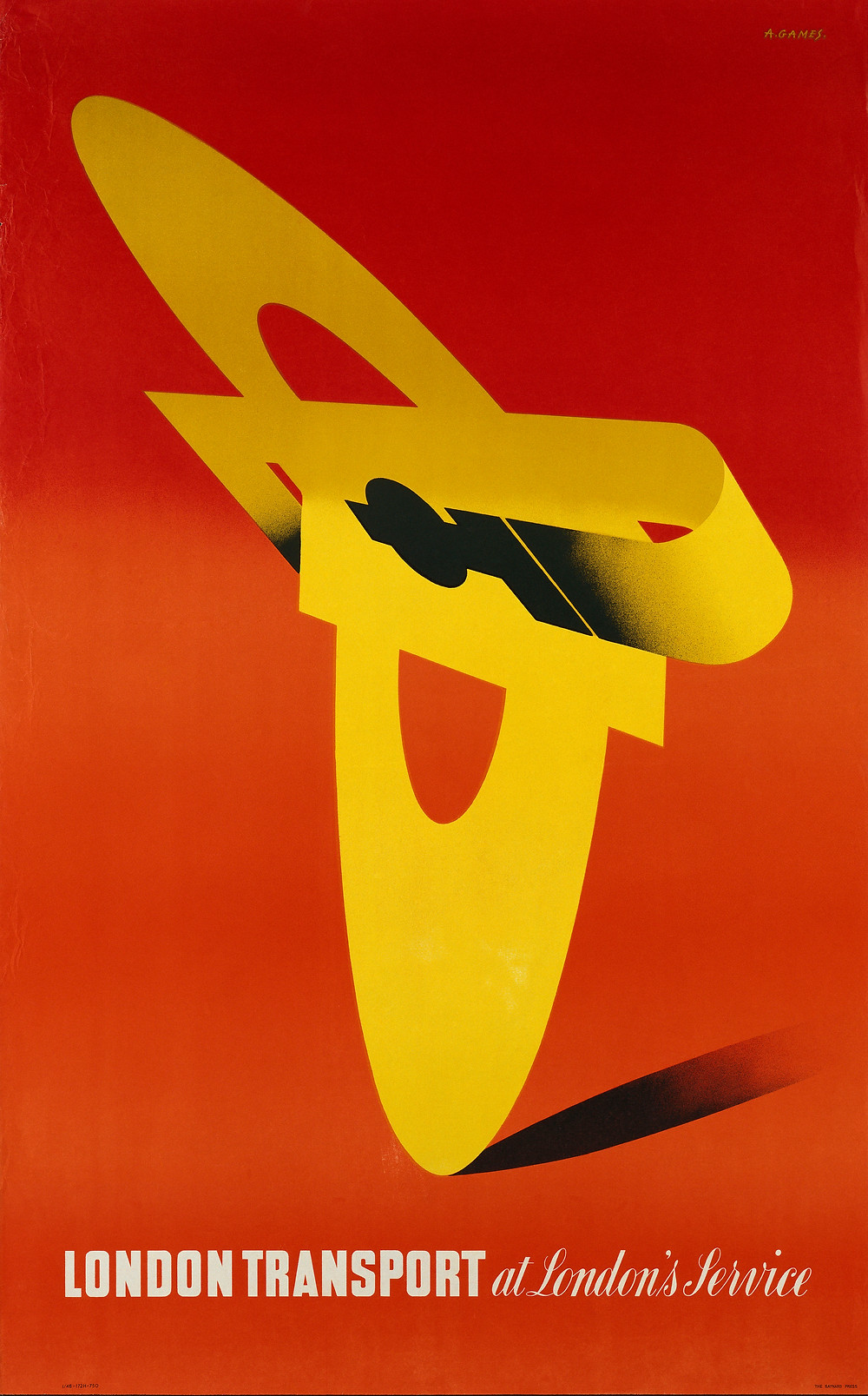 London transport - poster