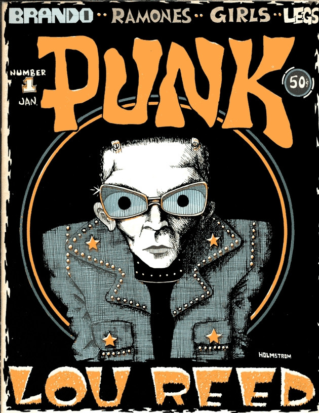 punk-magazine-issue-1