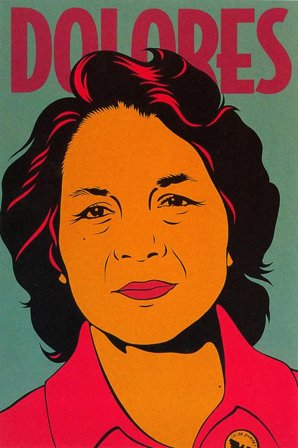 Barbara Carrasco: Dolores, 1999