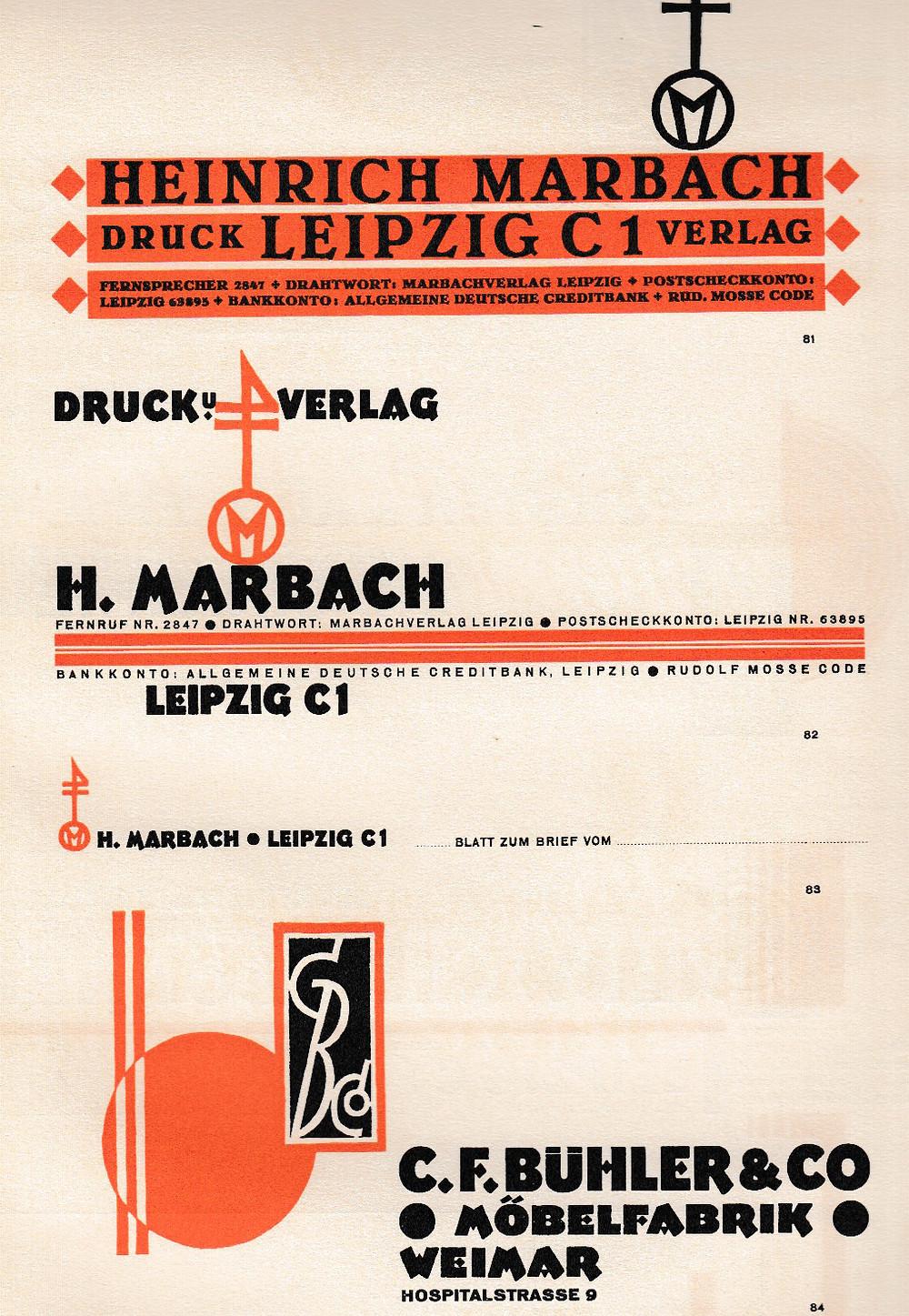 H. Marbach