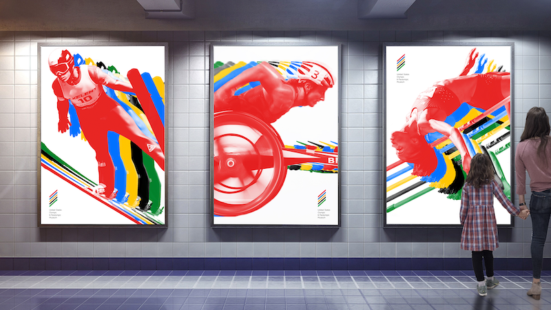 Olympic-Museum poster