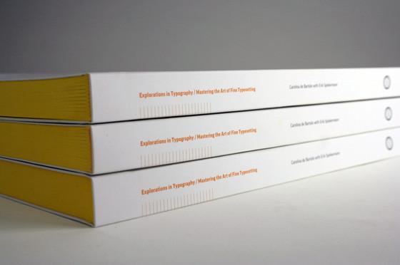 """""""Explorations in Typography"""" by Carolina de Bartola"""