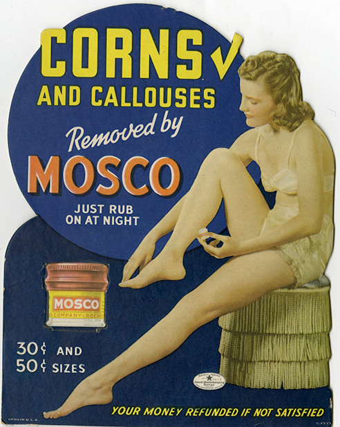 MOSCO corns compound