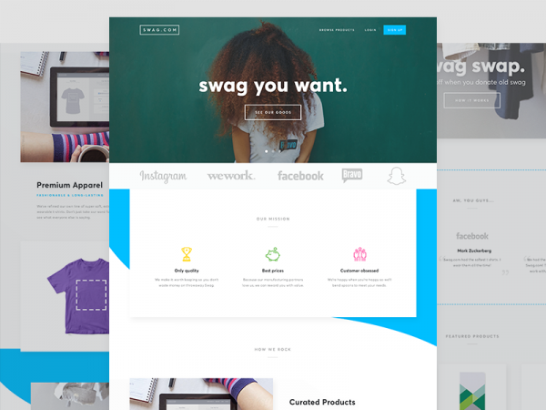 Designer of the Week Rose Manning—UI ,UX and Brand Identity Design