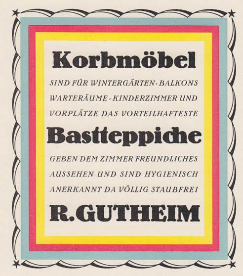 stencil german 6