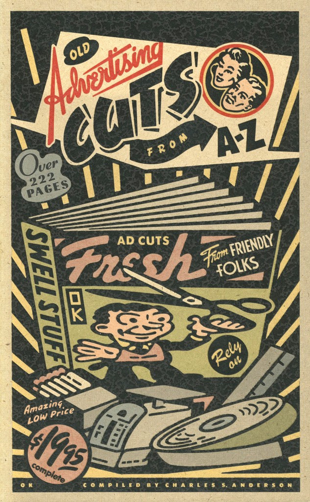 "1989 CSA ""Advertising Cuts"" cover"