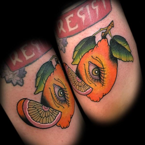 Red Rocket Tattoo