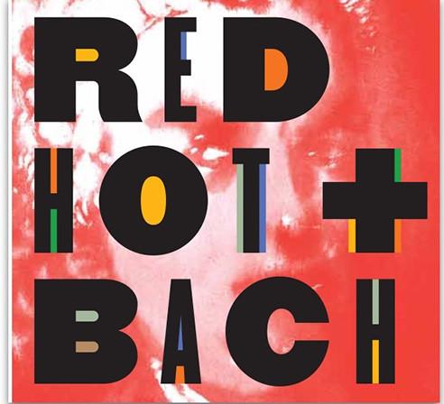 RHBach Album Cover Art