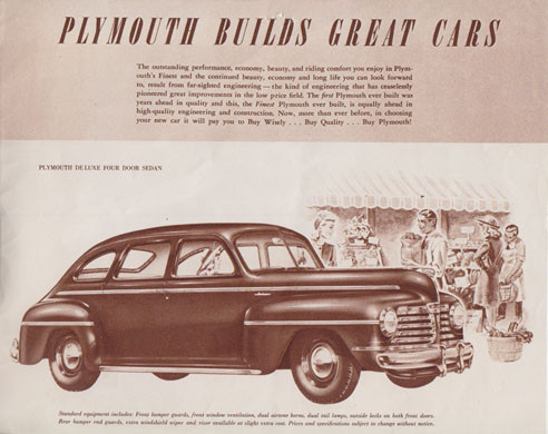 plymouth 7