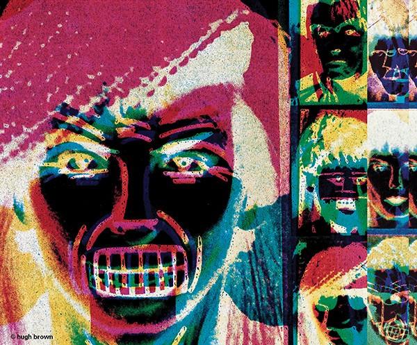 11 - Hugh Brown - Talking Heads