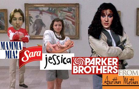 Mama mia! jessica, parker brothers