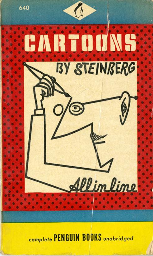 Cartoons by STEINBERG