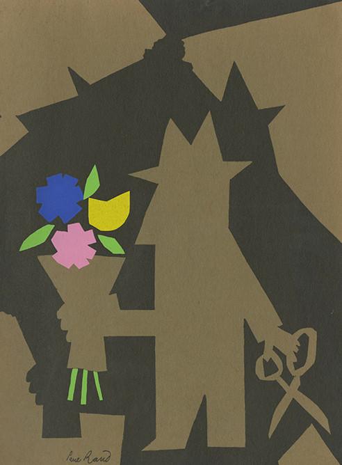 Paul Rand Design, Posters