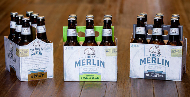 DBCO_LuckyMerlin_Lineup_cool_beer_labels