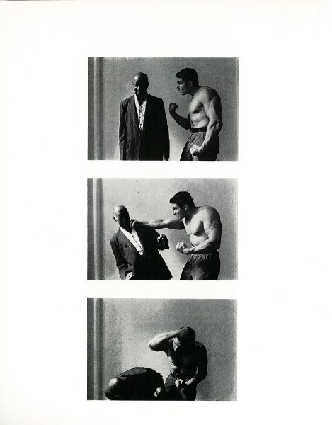 black and white Duane Michals