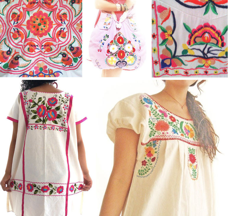 From the Pattern Observer post on Mexican embroidery: http://patternobserver.com/2013/06/05/street-patterns-mexican-embroidery/