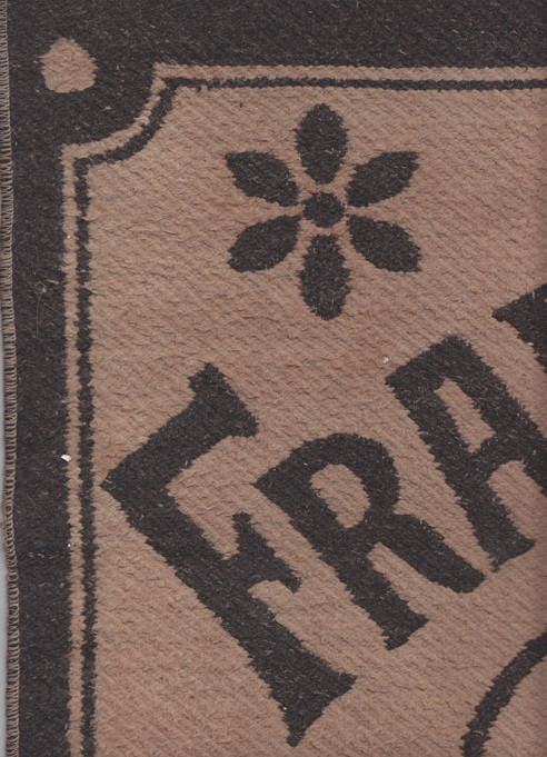 French bar rugs