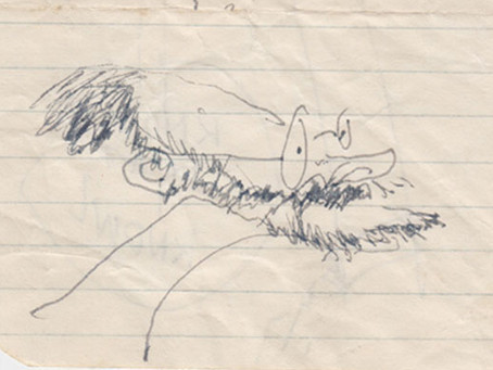 My Steadman Portrait