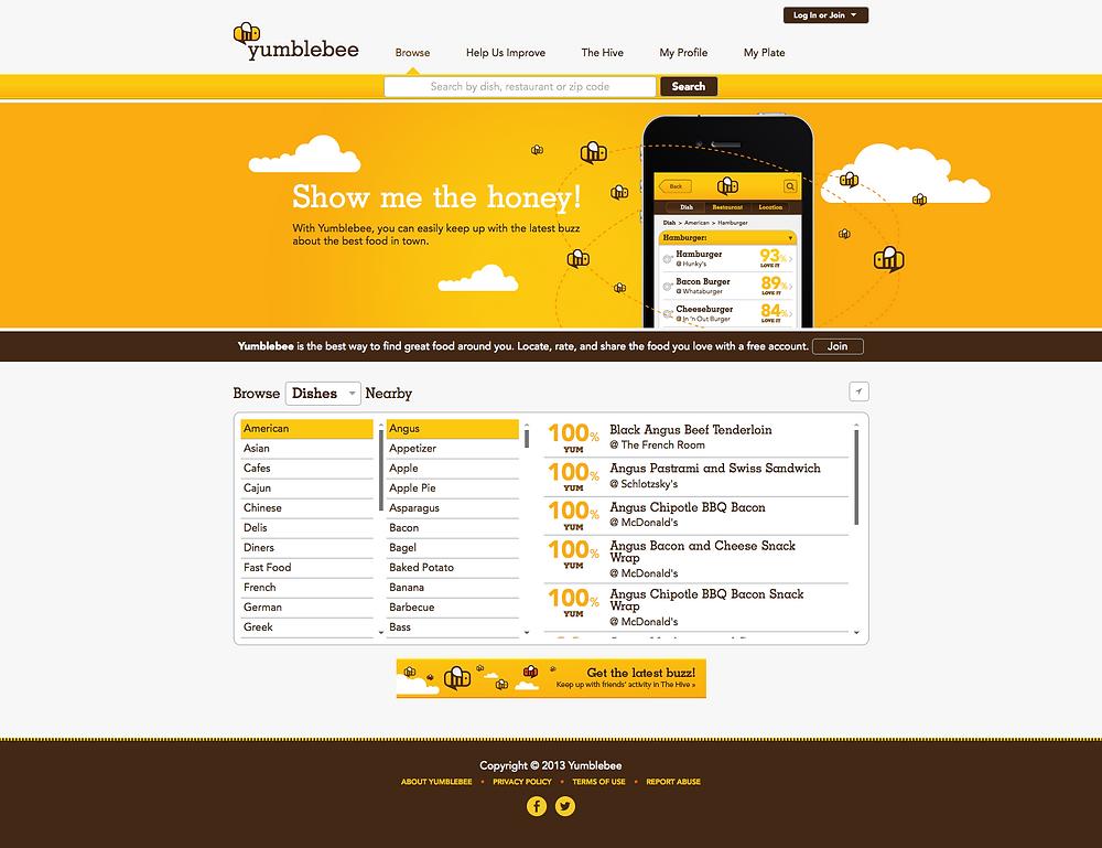 Yumblebee-Welcome