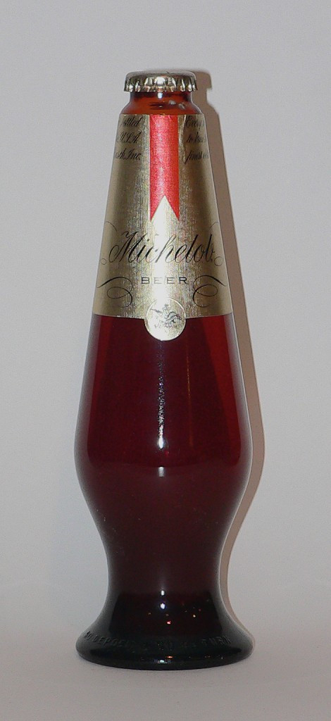 1960s Michelob bottle—a Budweiser product