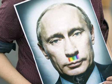 V. Putin: Little Big Brother