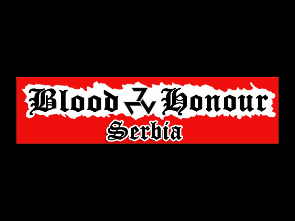 """Blood Honor Serbia"""
