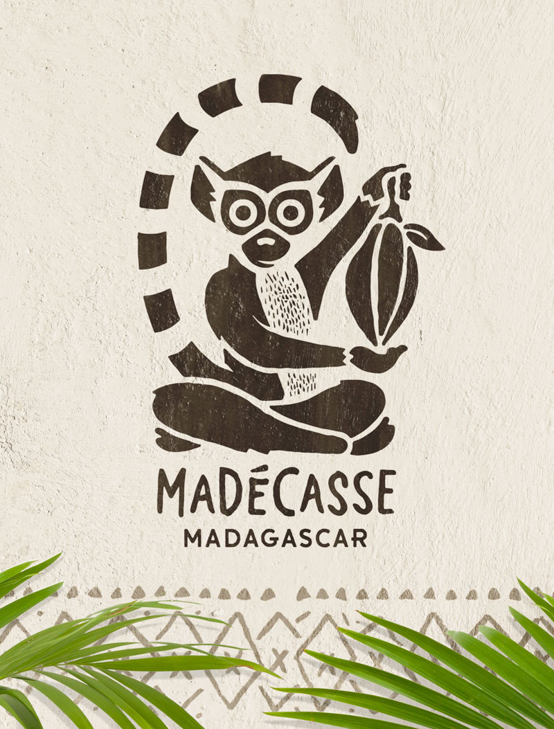Madecasse branding and design