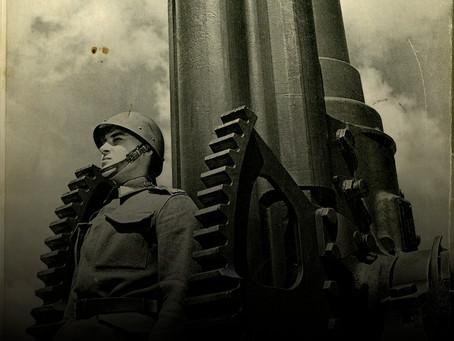 Ladislav Sutnar Goes To War