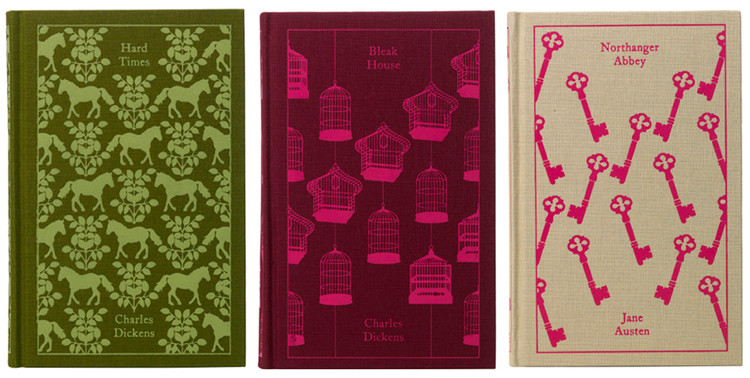 Check out Steve Kroeter's profile on Coralie Bickford-Smith, whose pattern-based, cloth-bound designed editions of classic books have entertained audiences for the past decade.