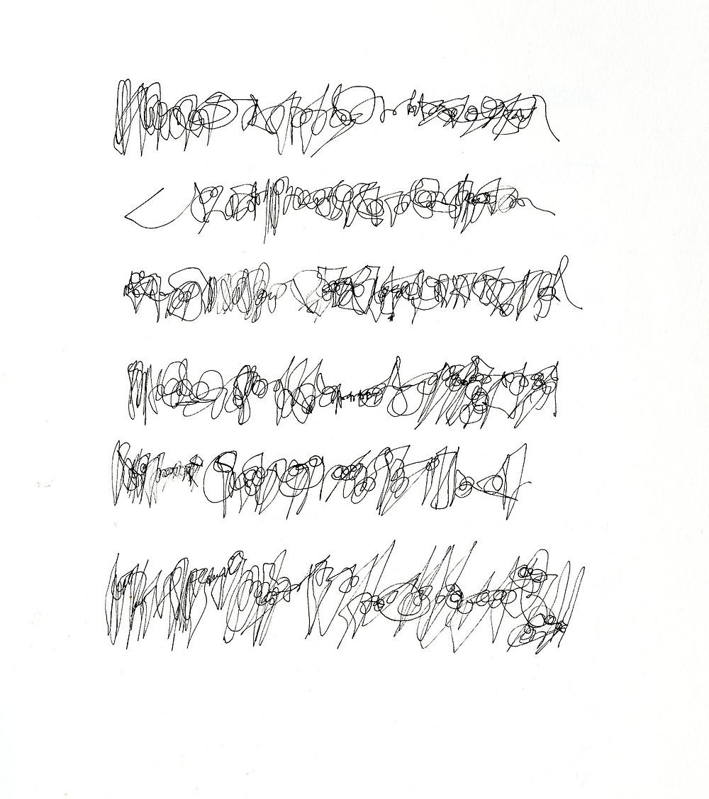 Mirtha Dermisache's Selected Writings